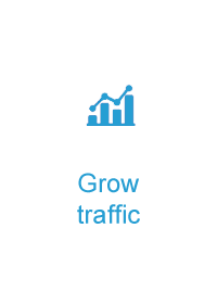 Reach expats | Grow traffic